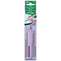 Clover Amour Crochet Hook 1.0mm Lilac