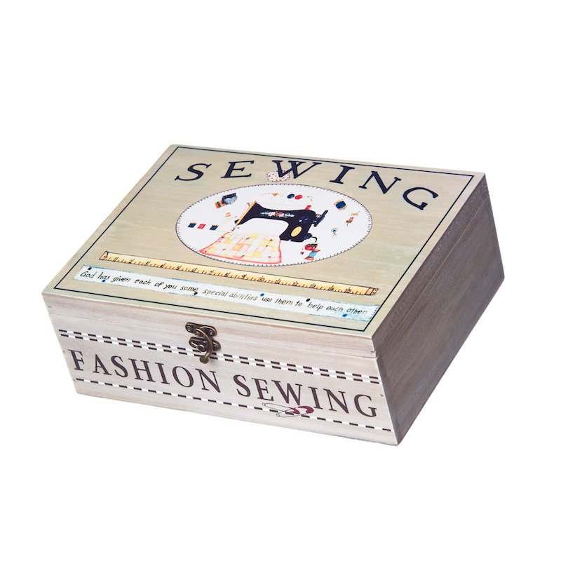 Vintage Collection Fashion Sewing Box