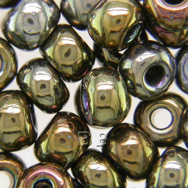 Boundless Beads Bronze Iris 5/0