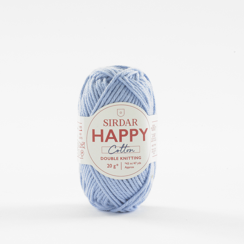 Sirdar Happy Cotton 751 Tea Time