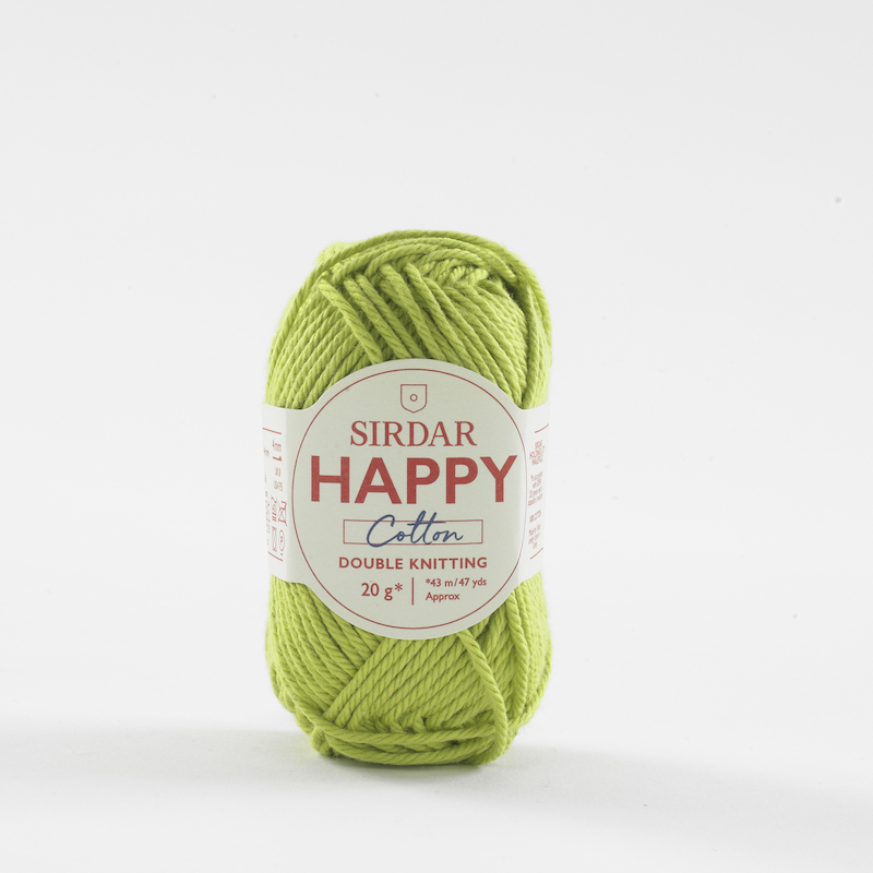 Sirdar Happy Cotton 752 Wigwam