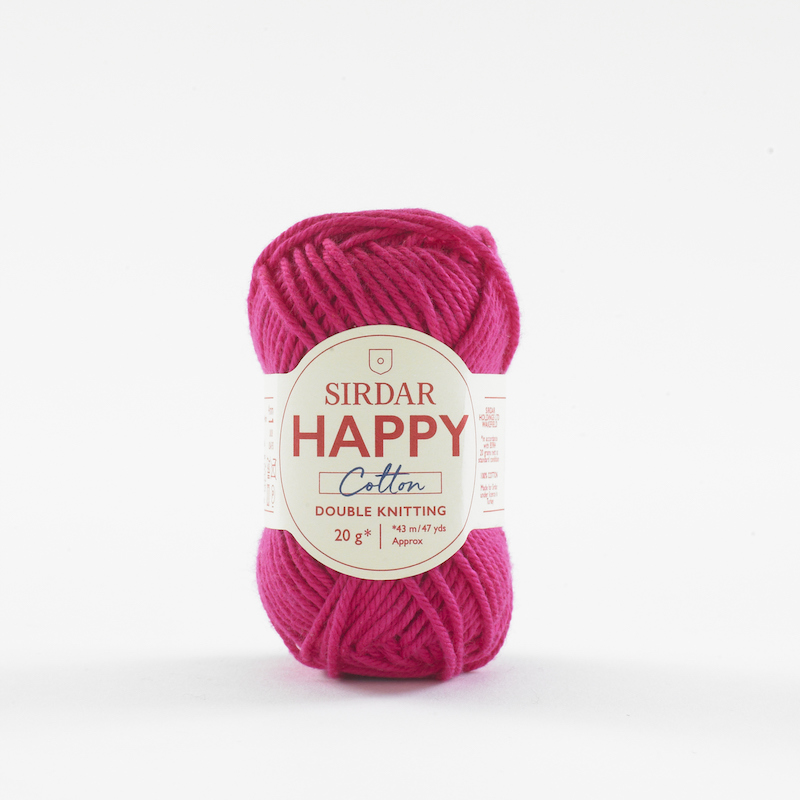 Sirdar Happy Cotton 755 Jammy