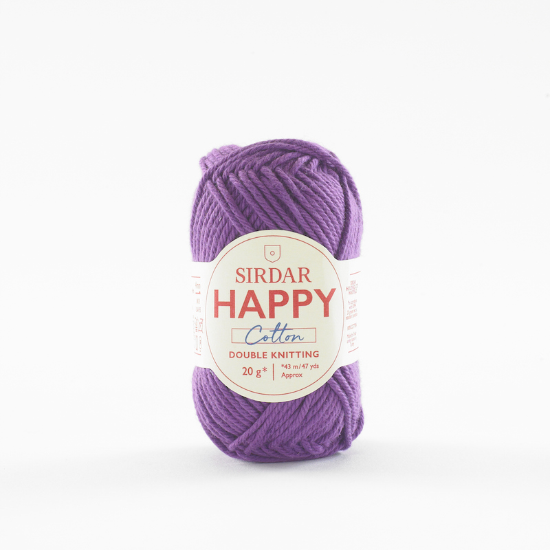 Sirdar Happy Cotton 756 Current Bun