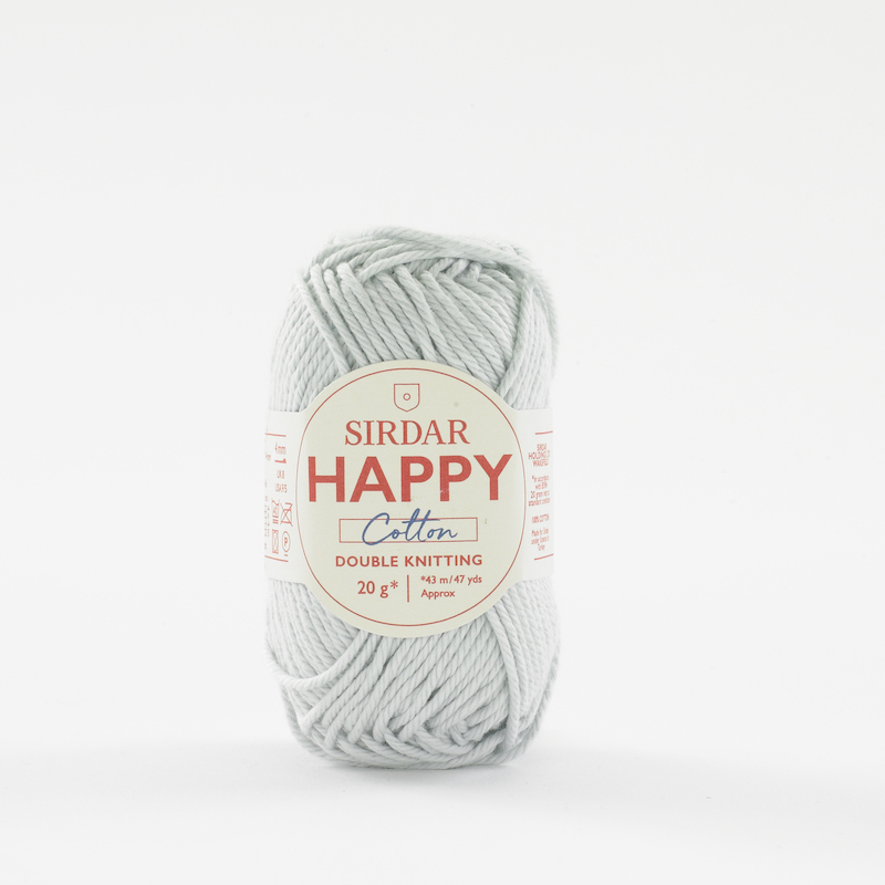Sirdar Happy Cotton 757 Moonbeam