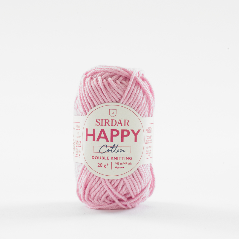 Sirdar Happy Cotton 764 Piggy