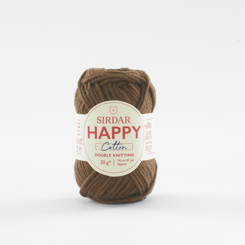 Sirdar Happy Cotton 777 Cookie