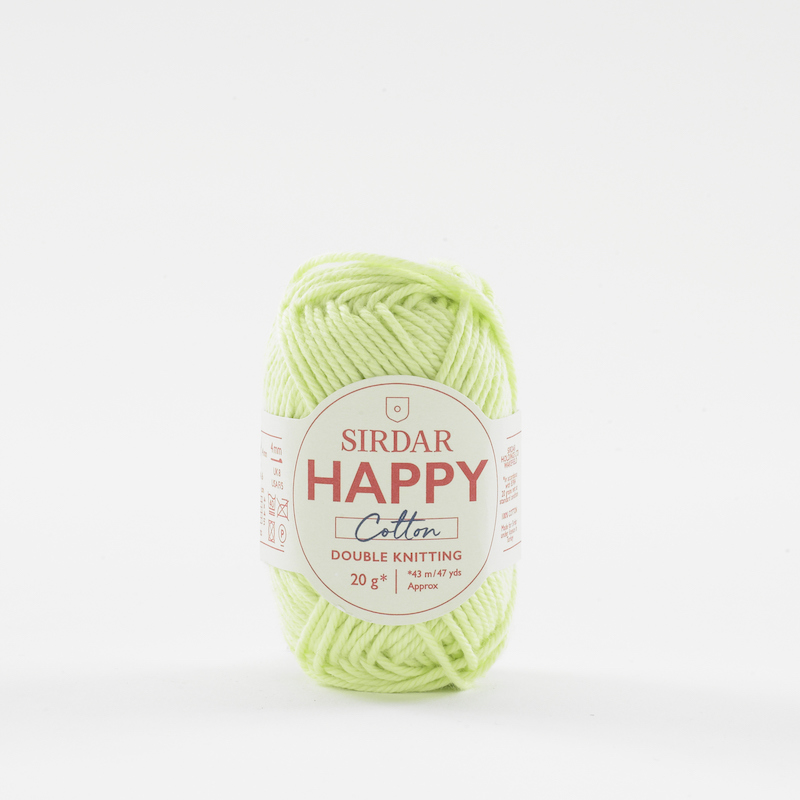 Sirdar Happy Cotton 778 Sherbet