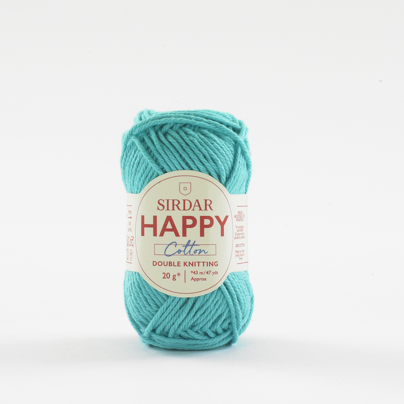 Sirdar Happy Cotton 784 Seaside