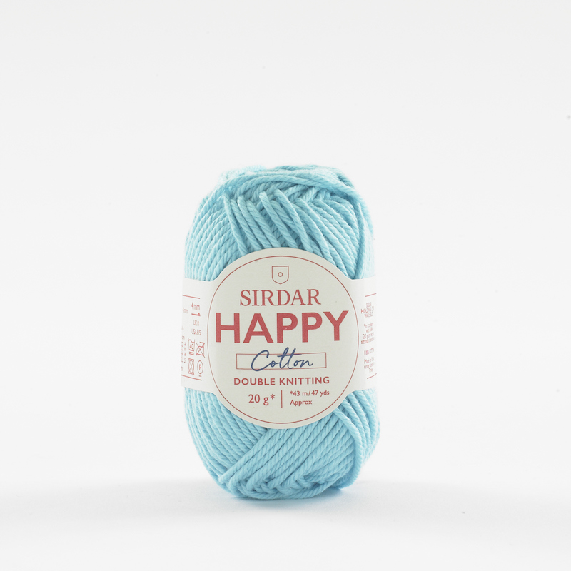 Sirdar Happy Cotton 785 Bubbly