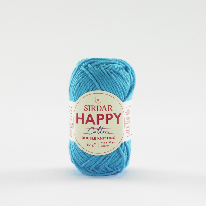 Sirdar Happy Cotton 786 Yacht