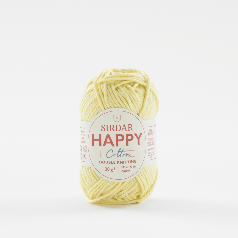 Sirdar Happy Cotton 787 Sundae