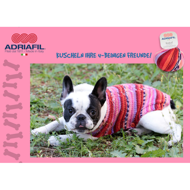 Adriafil Dog Coat Patterns