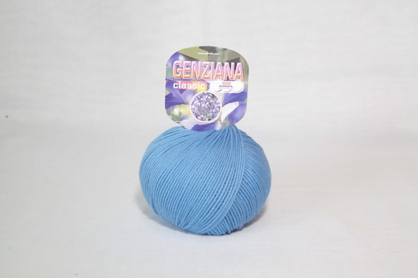 Adriafil Genziana, shade 33 Light Blue