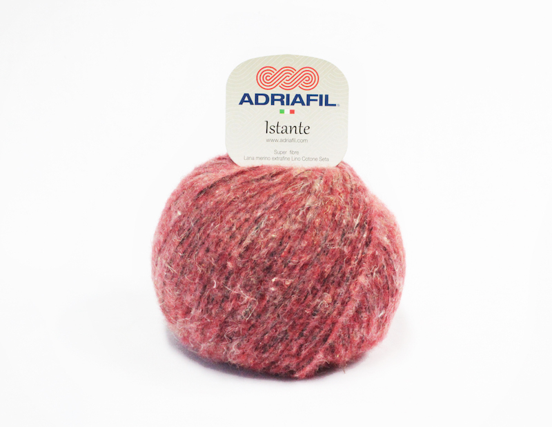 Adriafil Istante shade no. 83 Red