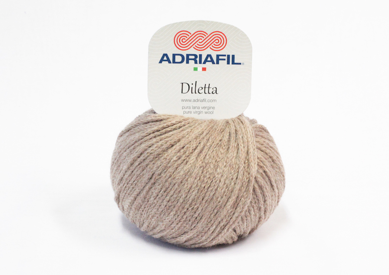 Adriafil Diletta shade no. 26 Wood