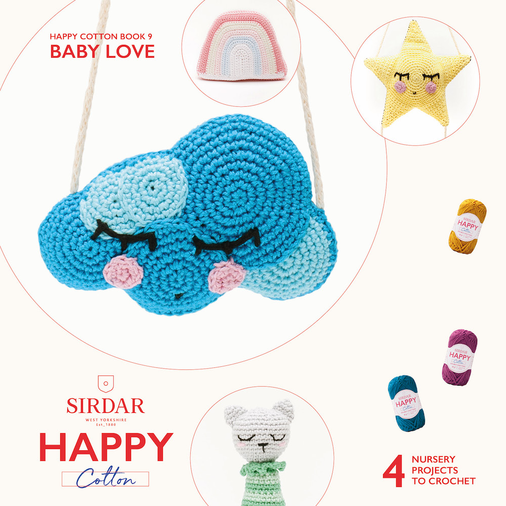 Sirdar Happy Cotton Book 9 Baby Love