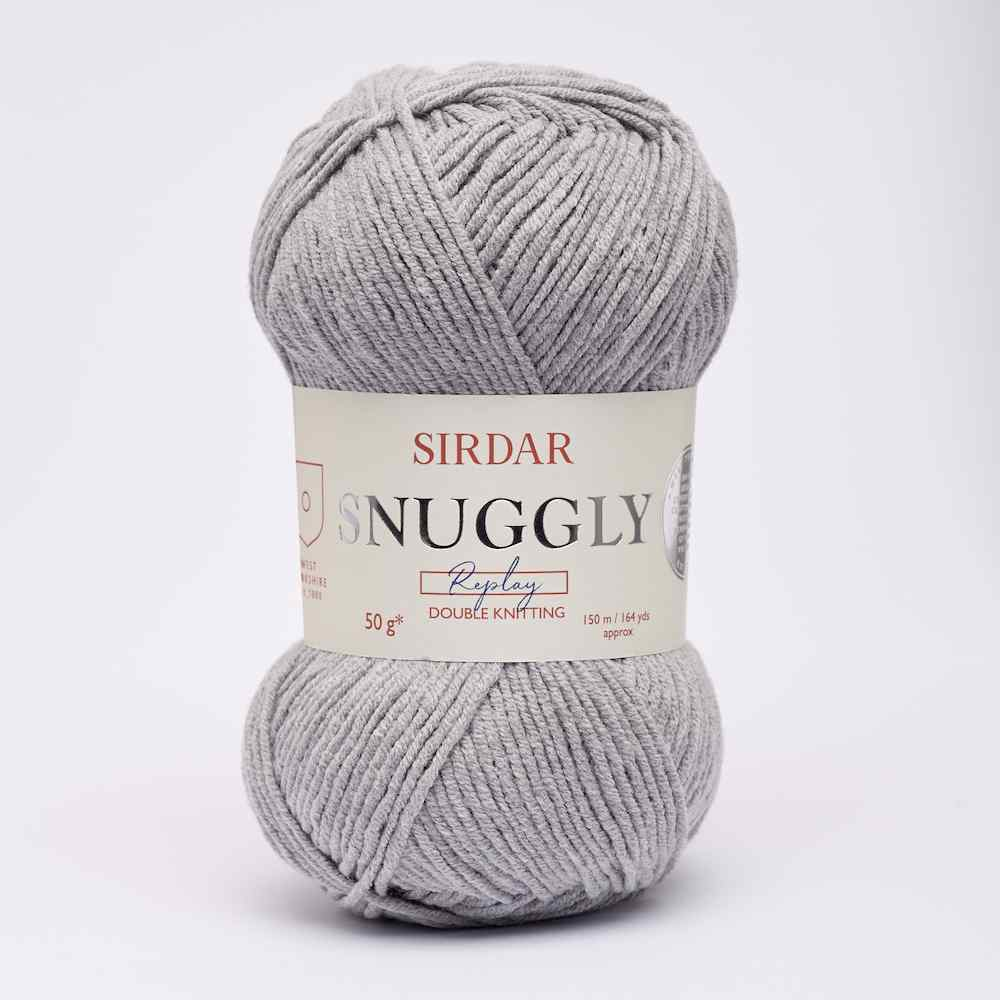 Sirdar Snuggly Replay DK 103 Replay Grey
