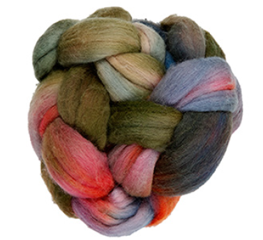 Manos Merino Roving Top - Bramble 9237