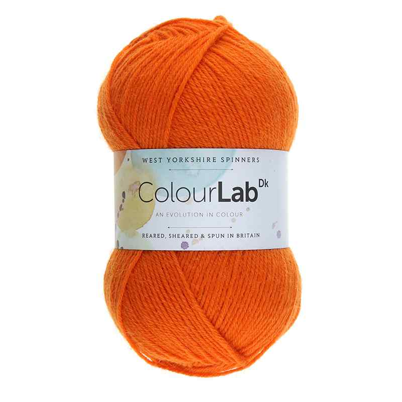 WYS ColourLab DK 476 Zesty Orange