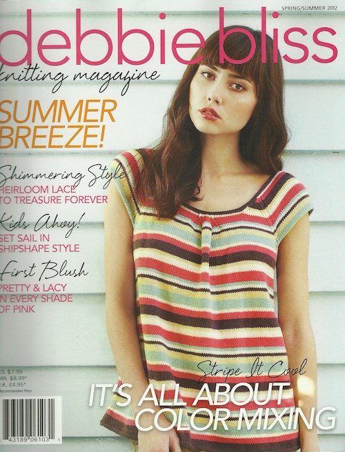Debbie Bliss Magazine Spring/Summer 2012