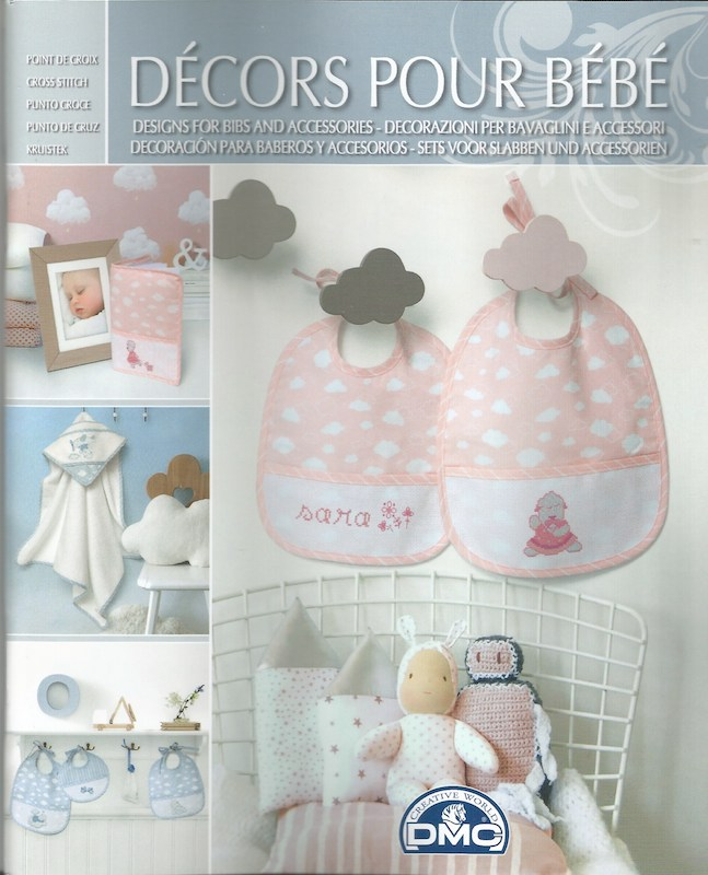 DMC Baby - Cosy Dream Design Book