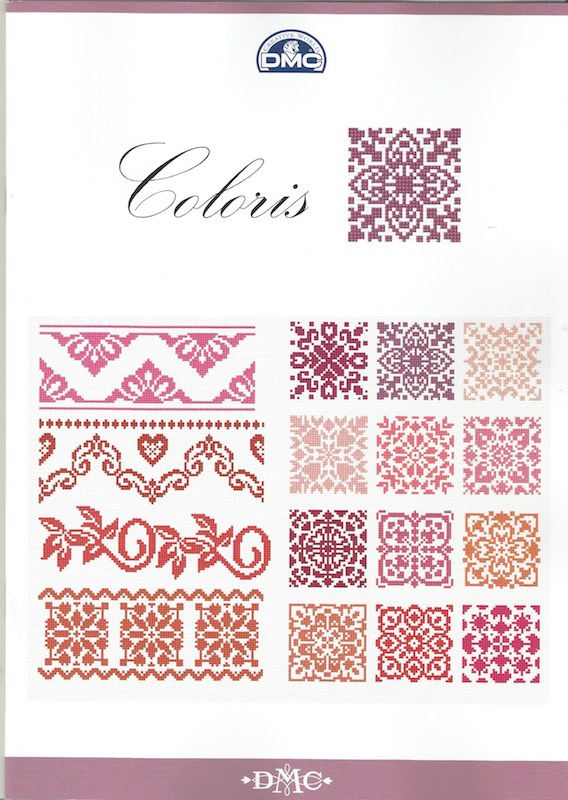 DMC Cóloris Alphabet Booklet