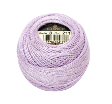 DMC Cotton Perle No. 8 Shade 211