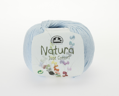 DMC Natura shade no 05 Bleu Layette