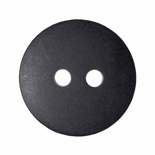 Trimits Matt Smartie Button 15mm Black