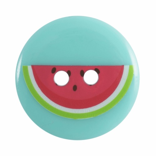 Trimits Watermelon Button 19mm