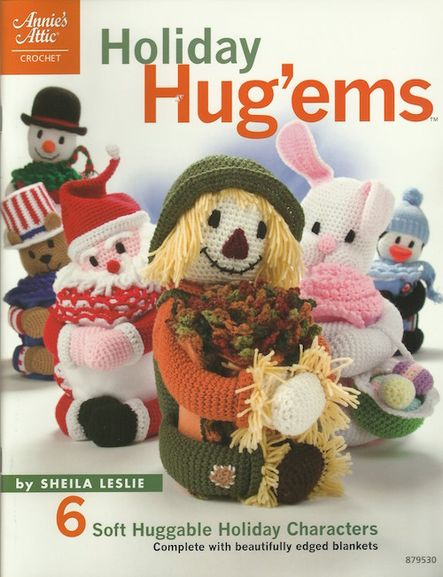 Holiday Hug'ems by Sheila Leslie