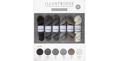 Illustrious Wool by West Yorkshire Spinners