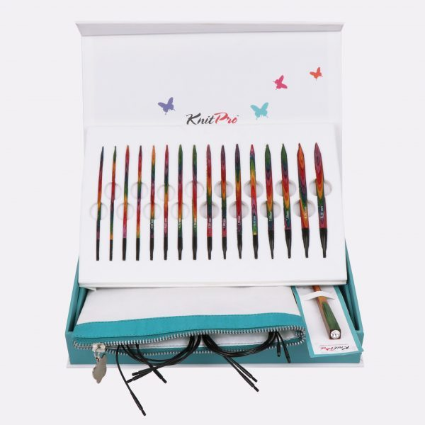 Knit Pro 'Colours of Life' Interchangeable Needle Set
