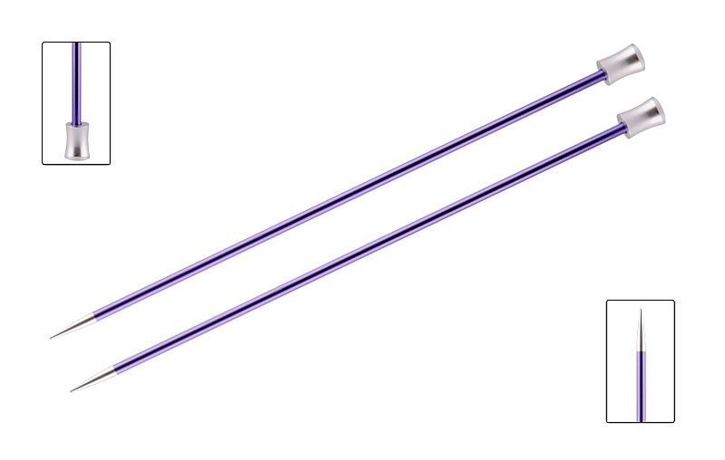 Knit Pro Zing Single Point 3.75mm x 25cm