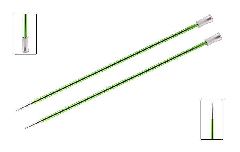 Knit Pro Zing Single Point 3.5mm x 25cm