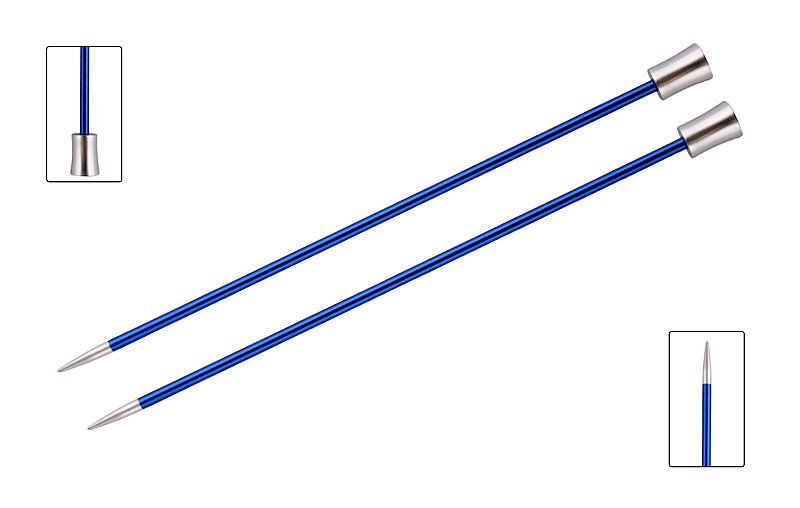 Knit Pro Zing Single Point 4.0mm x 25cm