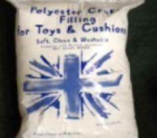 Polyester Craft Filling for Toys and Cushions