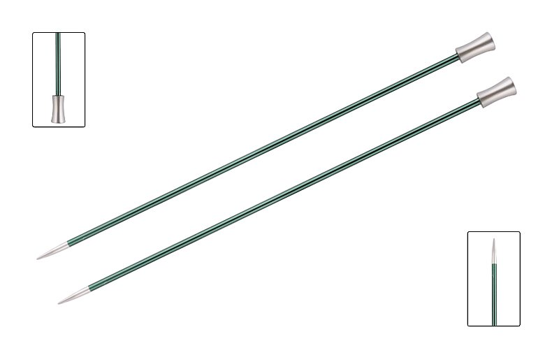Knit Pro Zing Single Point 3.0mm x 25cm