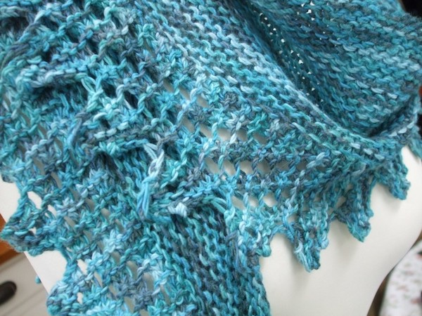 Workshop 3 - Beginners Lace Knitting