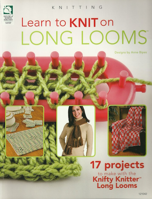Learn to Knit on Long Looms - Click Image to Close