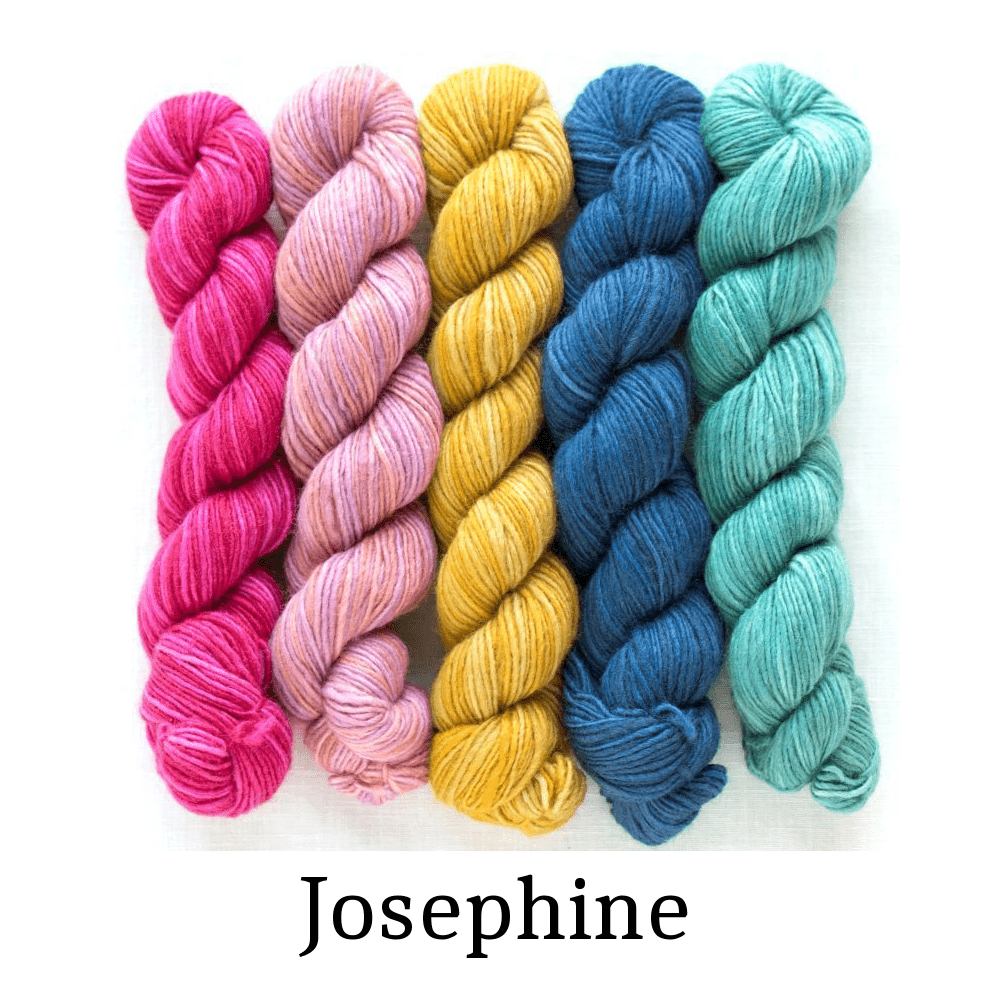 Manos Fino Mini Skeins - 10 Josephine