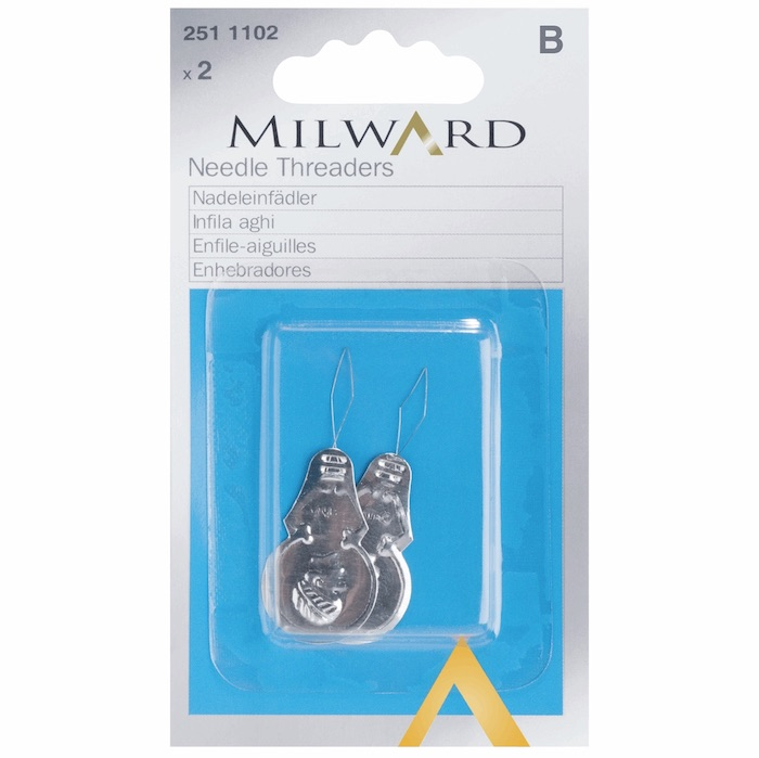 Milward Needle Threaders x 2/packet