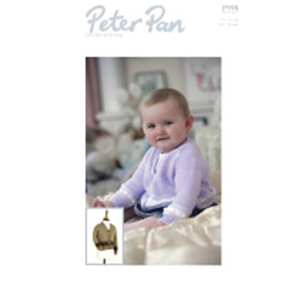 Peter Pan p998 Child's Cardigan
