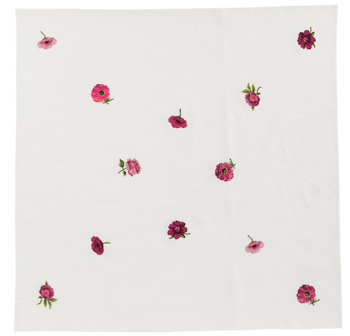 DMC Colourful Flowers Tablecloth (RK057)