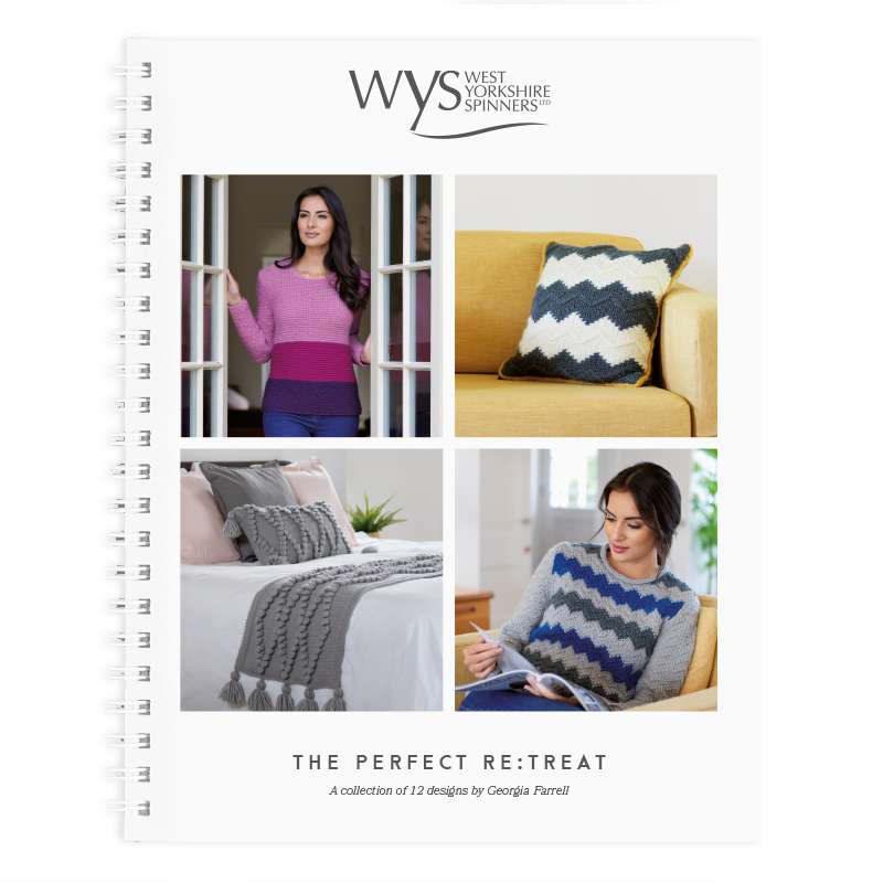 WYS The Perfect Re:Treat Pattern Book
