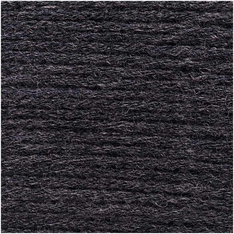 Rico Essential Alpaca Blend Chunky 022 Anthracite - Click Image to Close