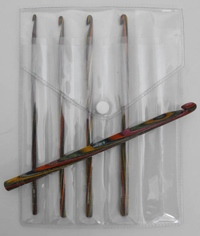 Knit Pro Symfonie Single Ended Crochet Hook Set