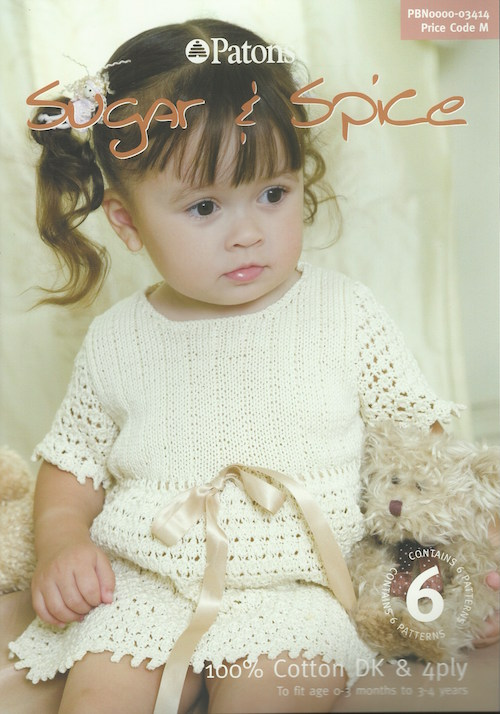 Sugar & Spice Pattern Book