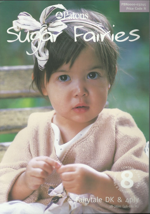 Sugar Fairies Brochure (03245)