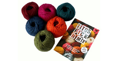 Titus wool Pick and Mix